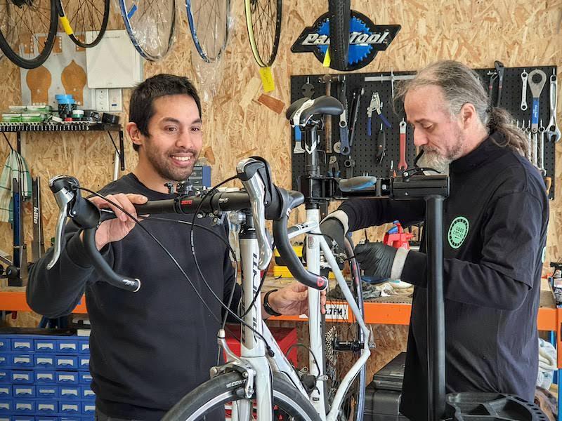 Geelong bike maintenance 1